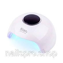 Лампа для гель лака Star  6 белая