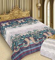 Покрывало Love You Barokko Paisley Purple 220х240 см Разноцветный psgLY-15-018-3, КОД: 944430