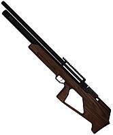 ZBROIA. Гвинтівка PCP Козак 550/290 (кал. 4,5 мм, коричневий), фото 1