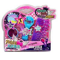 Набор детской косметики Мелки для волос. Fashion Girl 81030