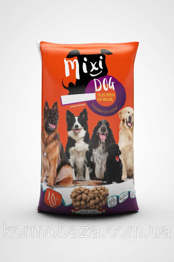 Mixi зі смаком яловичини для собак