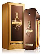 Paco Rabanne 1 Million Prive Парфюмированная вода EDP 100 ml (Пако Рабан Один Миллион Прайв) Мужской Парфюм