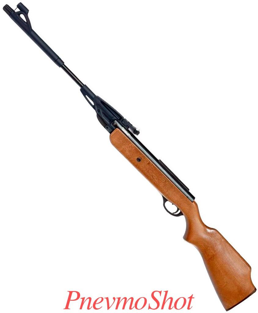 Пневматическая винтовка МР 512М дерево