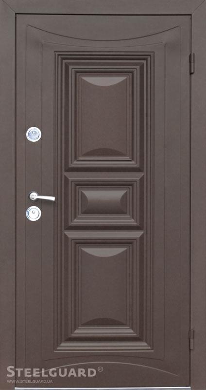 Входные двери Серия NORD  Termoskin Light