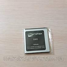 Аккумулятор на Micromax D303 Bolt