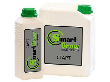 Удобрение SmartGrow СТАРТ регулятор роста с высоким фосфотором и гуматами Смарт Гроу (1 л)