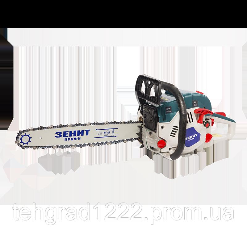 Бензопила Зенит БПЛ - 455\2600 профи
