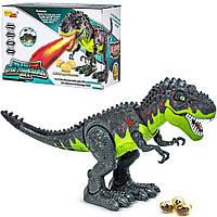 Интерактивная игрушка Динозавр со спецэффектами 66086, КОД: 1340517