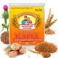 Каша № 36 - пшенично-гречневая с расторопшей и топинамбуром