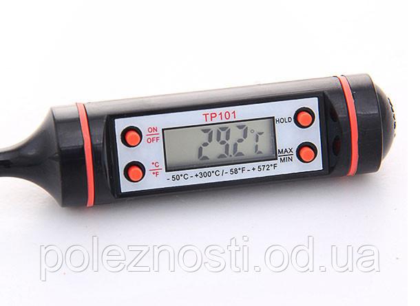 Пищевой термометр с щупом