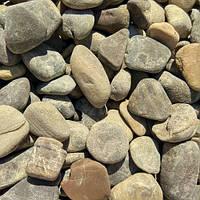 Галька серая речная 20-40 мм., фото 1