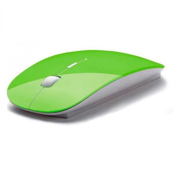 Беспроводная компьютерная мышь RV77 Зеленый