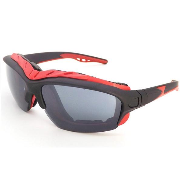 Спортивные очки Artorign Черный+Красный