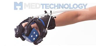 GLOREHA SINFONIA (Gloreha), роботизированное устройство для реабилитации рук