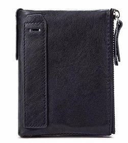 Кошелек универсальный Vintage 14683 Черный
