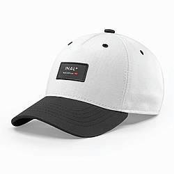 Закрытая кепка бейсболка Flex без регулятора INAL сlassic S / 53-54 RU Белый 258053