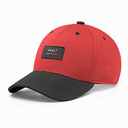 Кепка бейсболка мужская INAL сlassic S / 53-54 RU Красный 256753