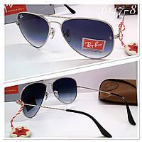 Солнцезащитные очки Ray ban линза минеральное стекло