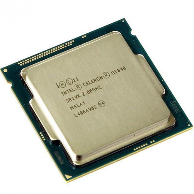 Процессор Intel Celeron G1840 2.8GHz/2MB/5GT/s (SR1VK) s1150 BOX БУ