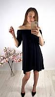 Женское черное легкое платье Boohoo, оригинал, Великобритания, размер S