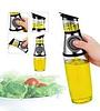 Бутылка Дозатор VBV Press and Measure Oil Dispenser с дозатором для масла, фото 4