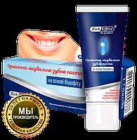 Органическая лечебная зубная паста Bisheffect на основе бишофита 75мл