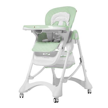 Стульчик для кормления CARRELLO Caramel CRL-9501/3 Pale Green