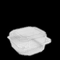 Контейнер-Упаковка с крышкой HF9-1, 500 мл, 118*118*58мм, 1уп/25шт
