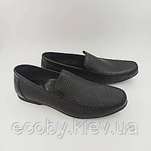 Ортопедичні туфлі для чоловіків Ecoby 73M р. 40-45
