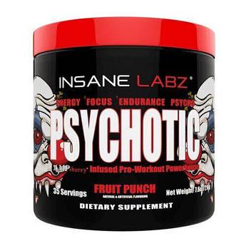 Insane Labz Psychotic 219 грамм, Яблоко