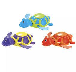 Водоплавающая заводная игрушка для ванной ЧЕРЕПАШКА