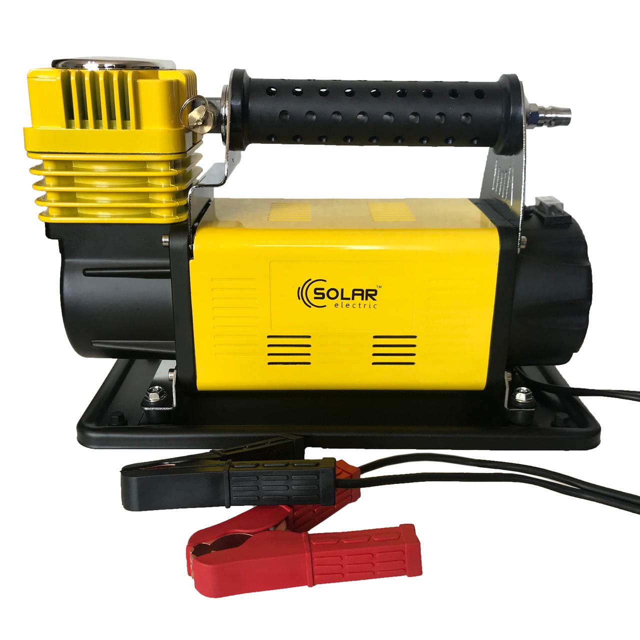 Автомобильный компрессор Solar AR 213 160л/минуту, 10 Атм, 600 Вт (87423829472346)