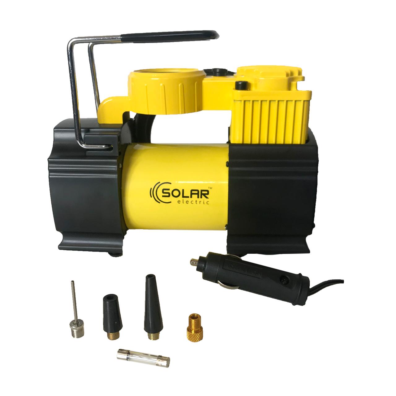 Автомобильный компрессор Solar AR 210 (558386327)