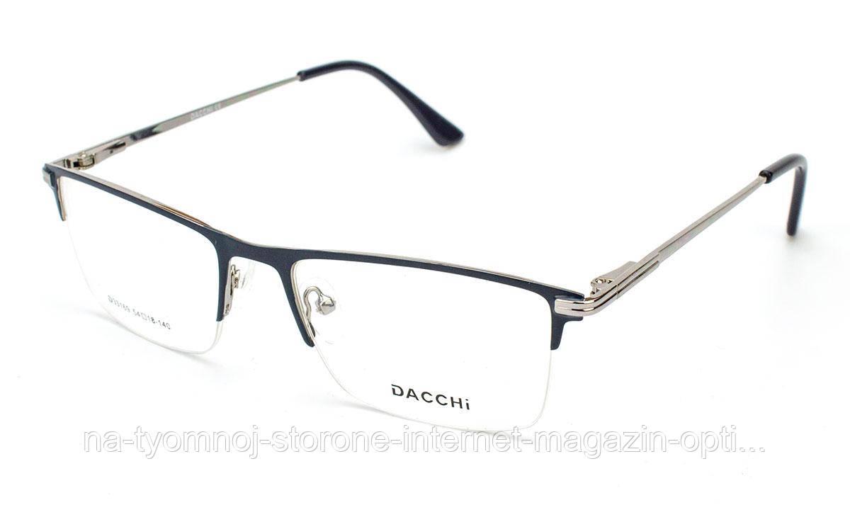Оправа для очков металлическая Dacchi D33169-C6