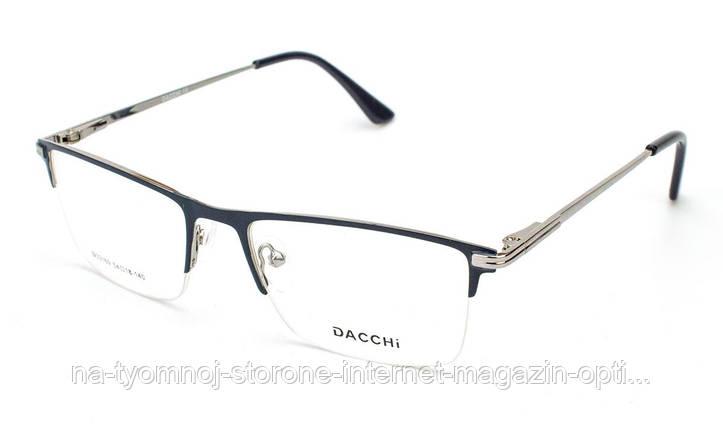 Оправа для очков металлическая Dacchi D33169-C6, фото 2