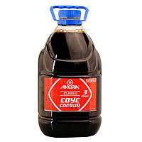 Соус соєвий Akura класичний 3 л