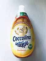 Coccolino Intense Sunburst Кондиционер для белья ультра концентрат 960 мл, 64 стирки