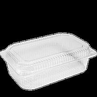Контейнер-Упаковка с крышкой HF39-1, 2160мл. 220*140*72мм, 1уп/25шт (1ящ/16уп/400шт)