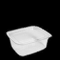 Контейнер-Упаковка HF500+крышка, 500мл.143*117*54мм, 1уп/25шт(1ящ/20уп/500шт)