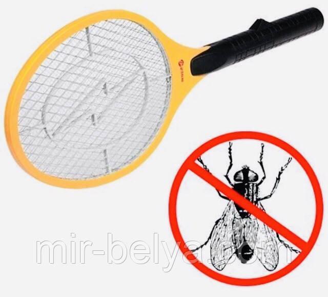 Электрическая мухобойка RECHARGEABLE MOSQUITO SWATTER