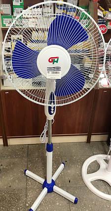 Вентилятор підлоговий GH 40см, фото 2