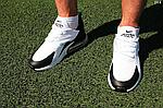 Мужские кроссовки Nike Air Max 270 (бело-мятные) D14, фото 6