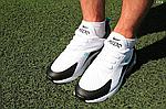 Мужские кроссовки Nike Air Max 270 (бело-мятные) D14, фото 10