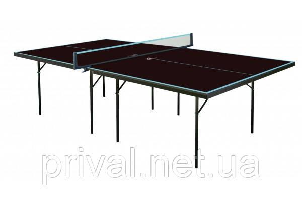 Теннисный стол GSI-Sport Hobby Street (St-1)+подарок
