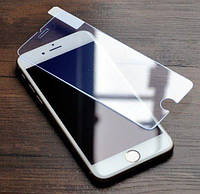 Apple iPhone 6, 6s защитное стекло на телефон противоударное прозрачное Glass