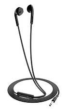Наушники HOCO M39 Rhyme Sound с микрофоном Черный, фото 2