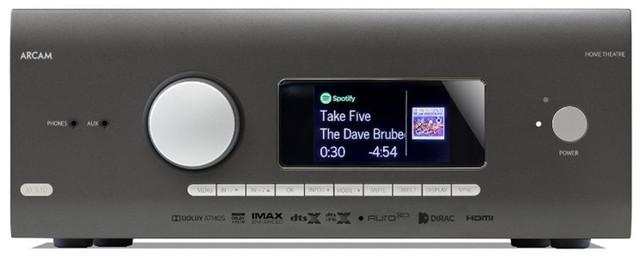Arcam AVR10 Class AB Dolby Atmos 7.4.4 AV ресивер