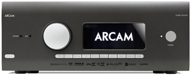 Arcam AVR30 Class AB Dolby Atmos 9.4.6 AV ресивер