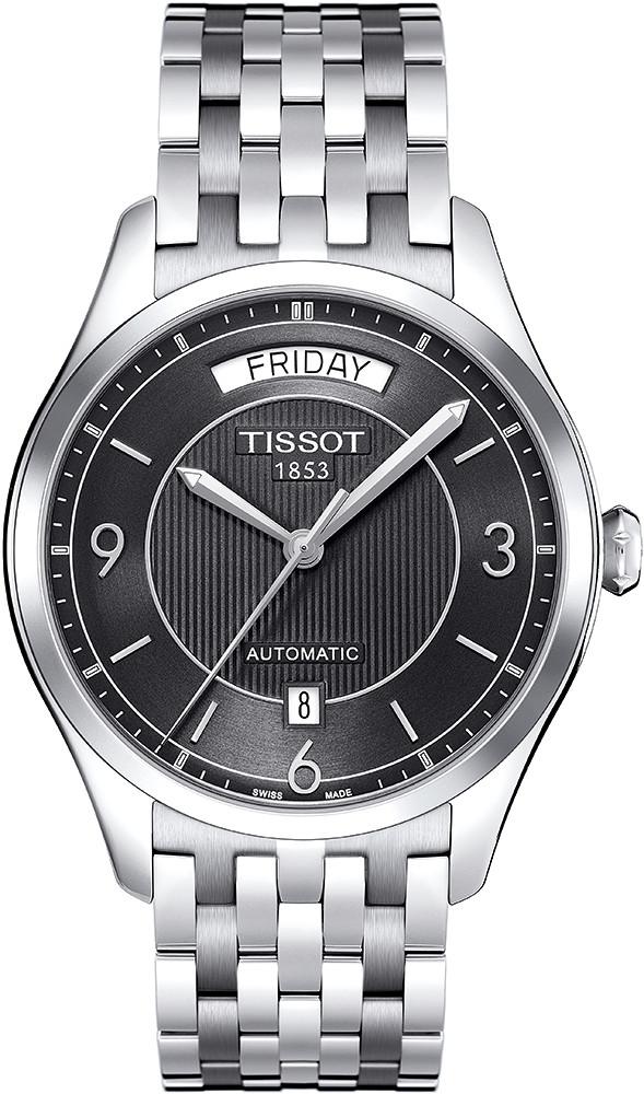 Годинники чоловічі Tissot T038.430.11.057.00 Automatic
