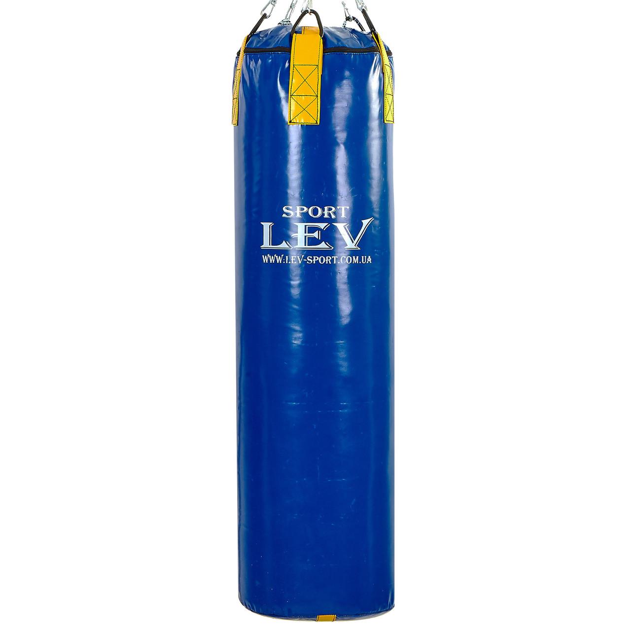 Боксерський мішок PVC ЛЕВ 1,3 м